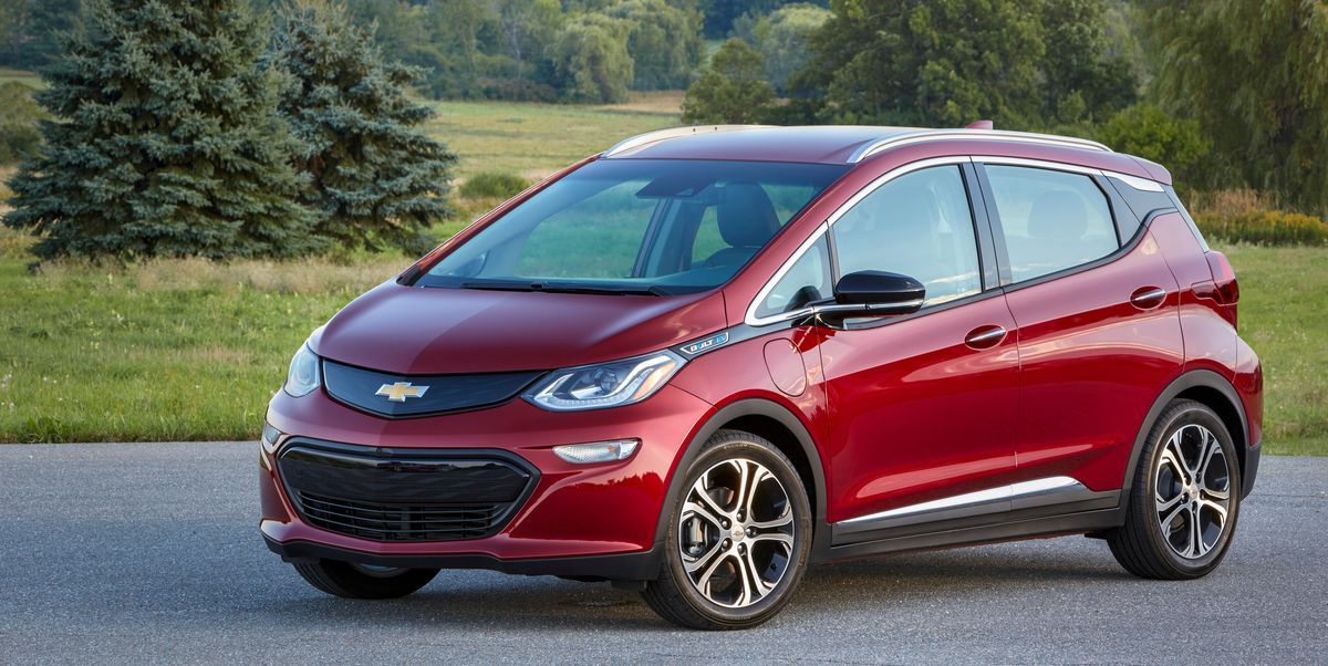 2020 Chevy Bolt Ev Gets More Driving Range Chevrolet Chevy Electric Cars