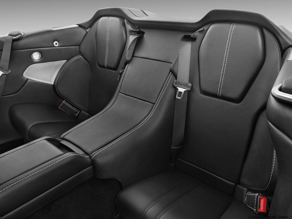 Aston Martin Dbs Superleggera Back Seats Supercars Gallery