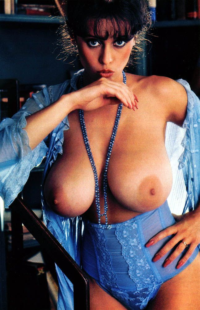 tits big Patricia farinelli