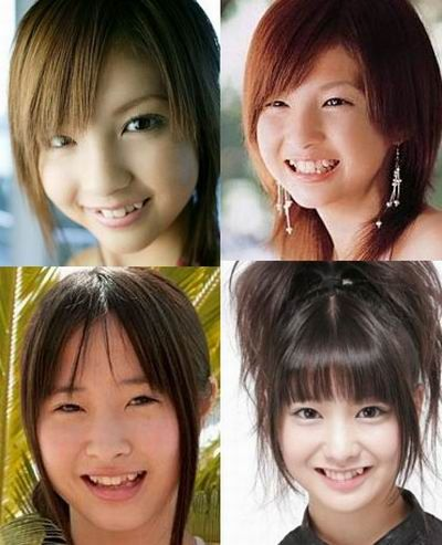 Cute Hairstyle models http://www.1hairstyles.com