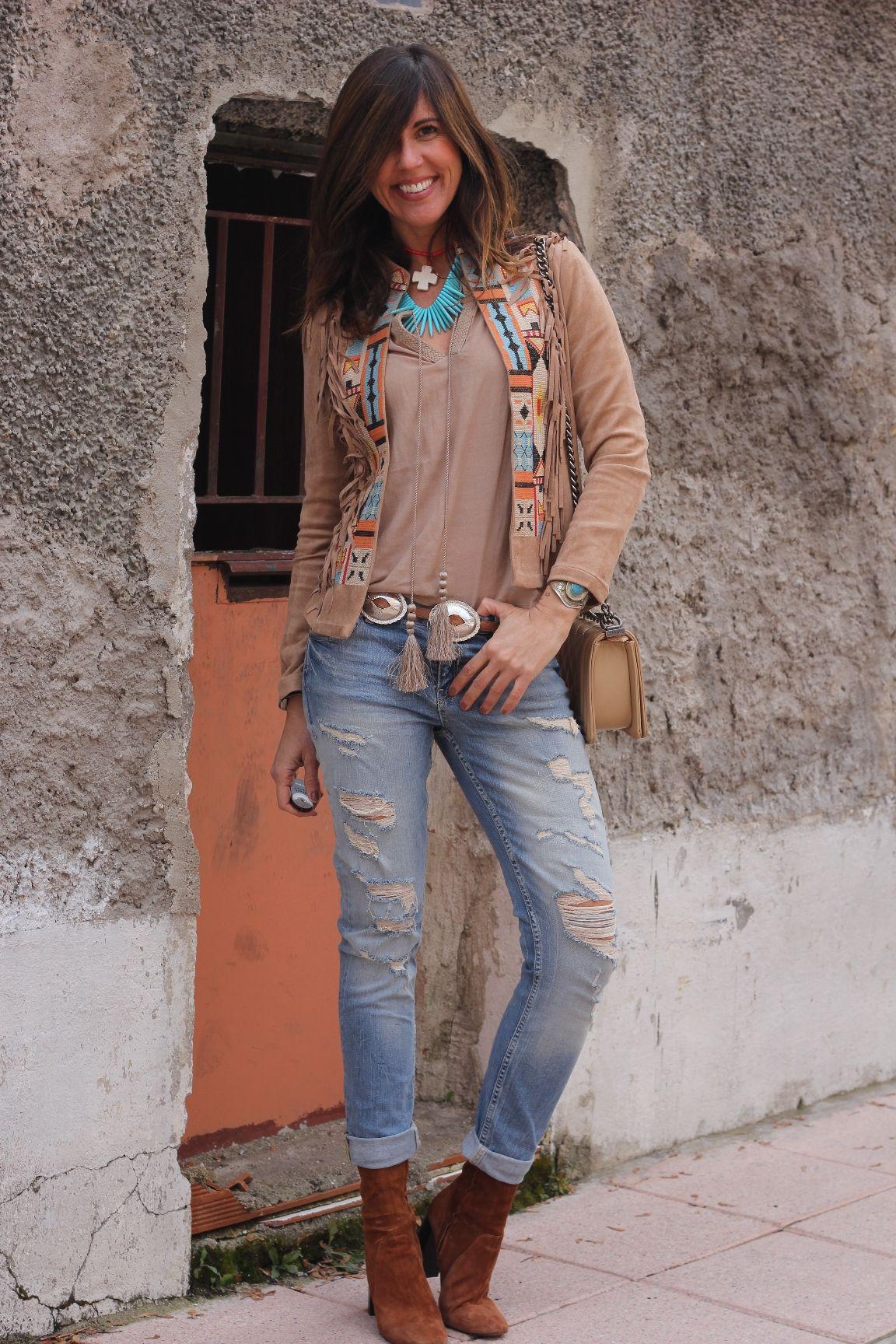 indian jacket | cozy lady | Fashion, Boho outfits, Boho ...