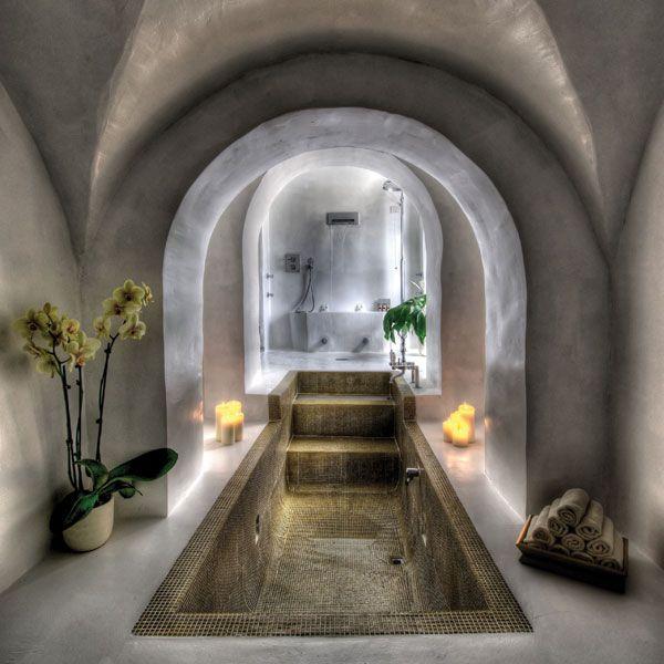 Romantic Bathroom Lighting Ideas: 43 Most Fabulous Mood-setting Romantic Bathrooms Ever