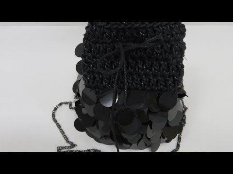 075ecdf66d196 Büzgülü pullu çanta yapımı - YouTube | pullu çanta modelleri | Çanta ...