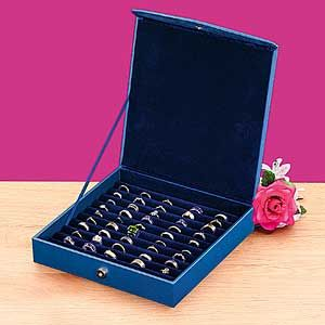 246c875fe Jewelry Boxes for Rings Only | great solution for ring collectors ...