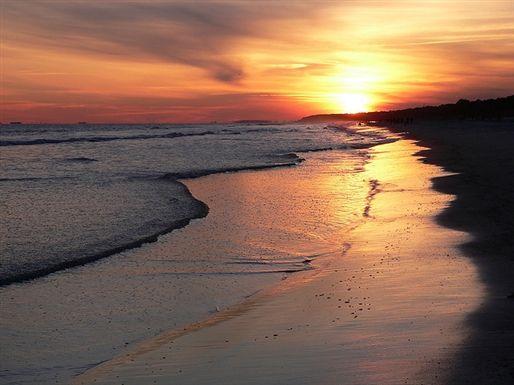 Sunset on Hilton Head