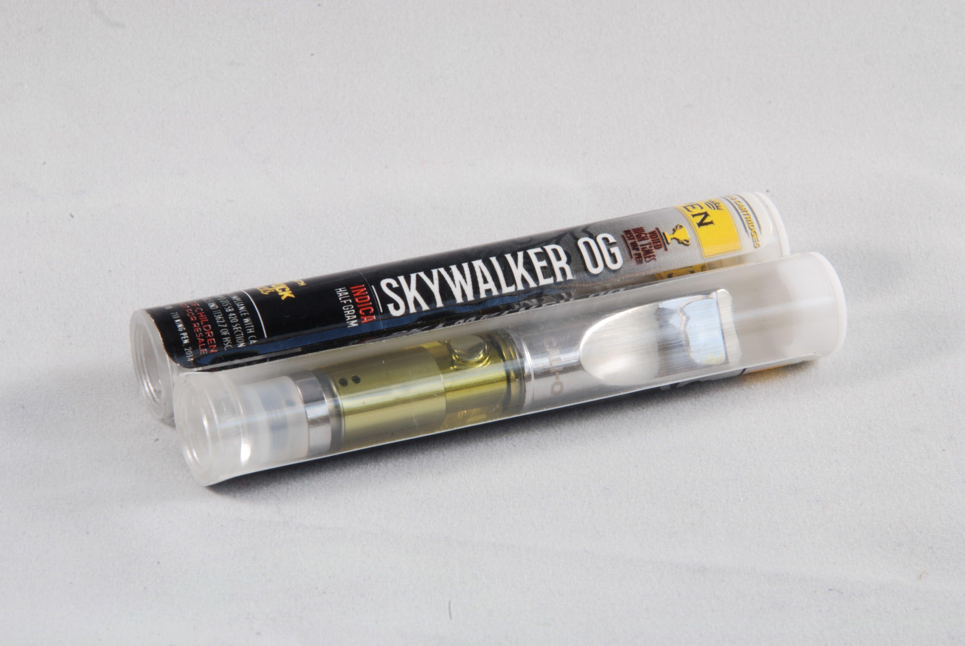 710 Kingpen Skywalker OG Cartridge | THC Cartridges For Sale
