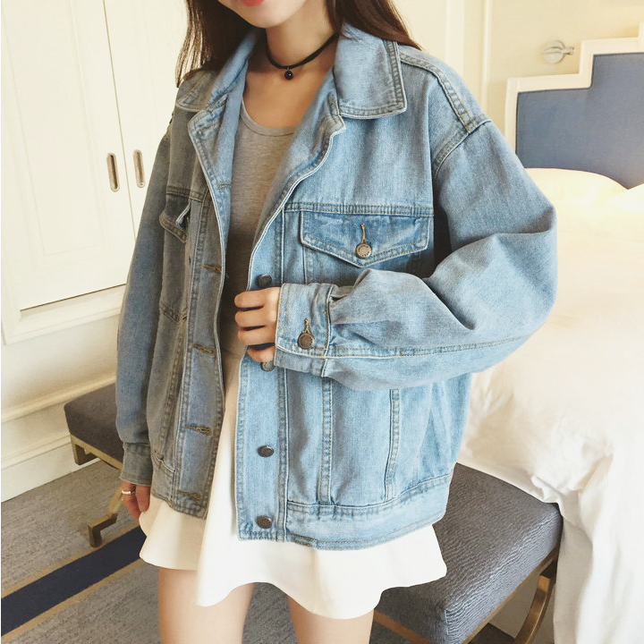BOYFRIEND DENIM JACKET | • Apparel | Pinterest | Denim jackets ...