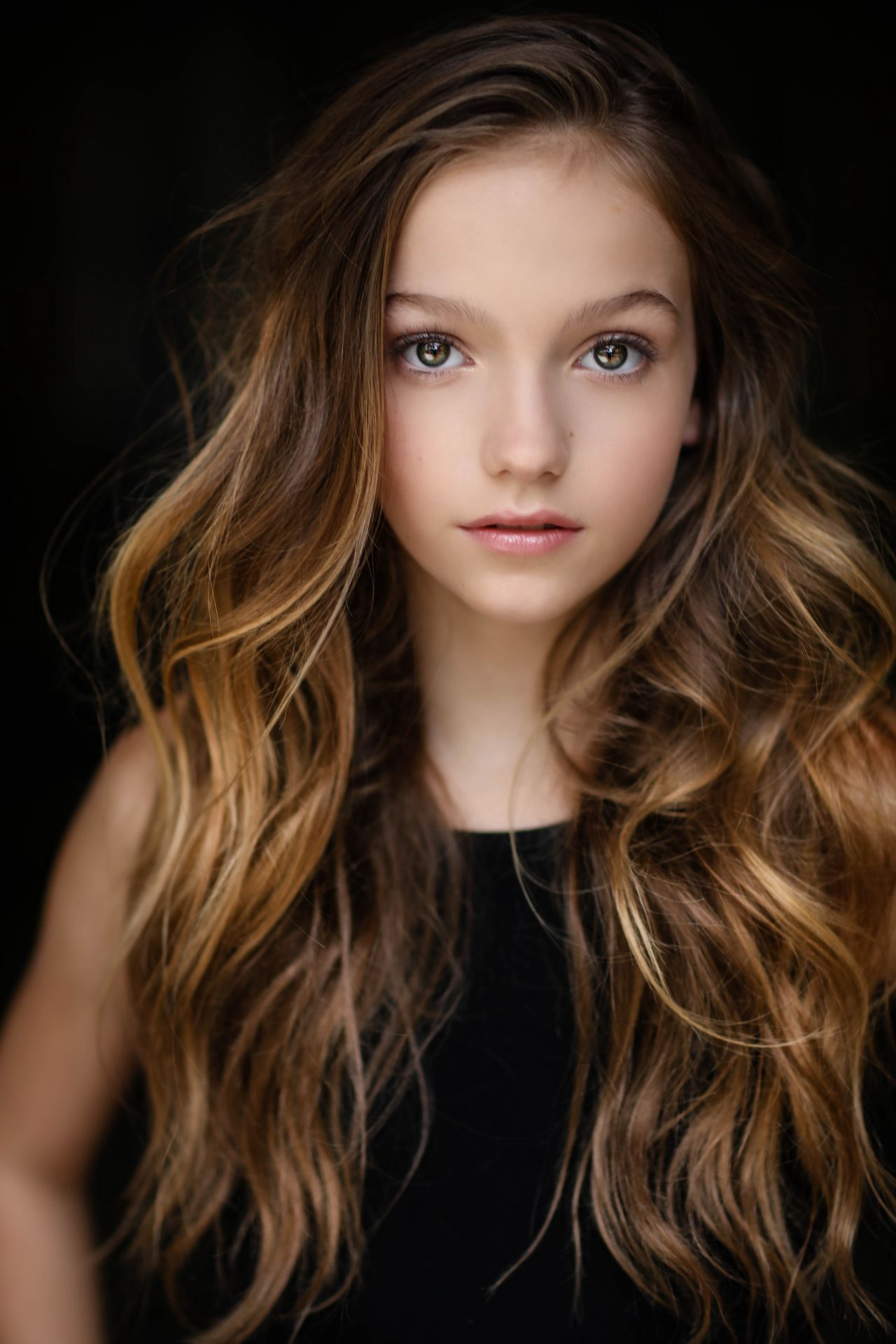 Ombre For 13 Year Olds Old Hairstyles Long Hair Girl Hair Highlights