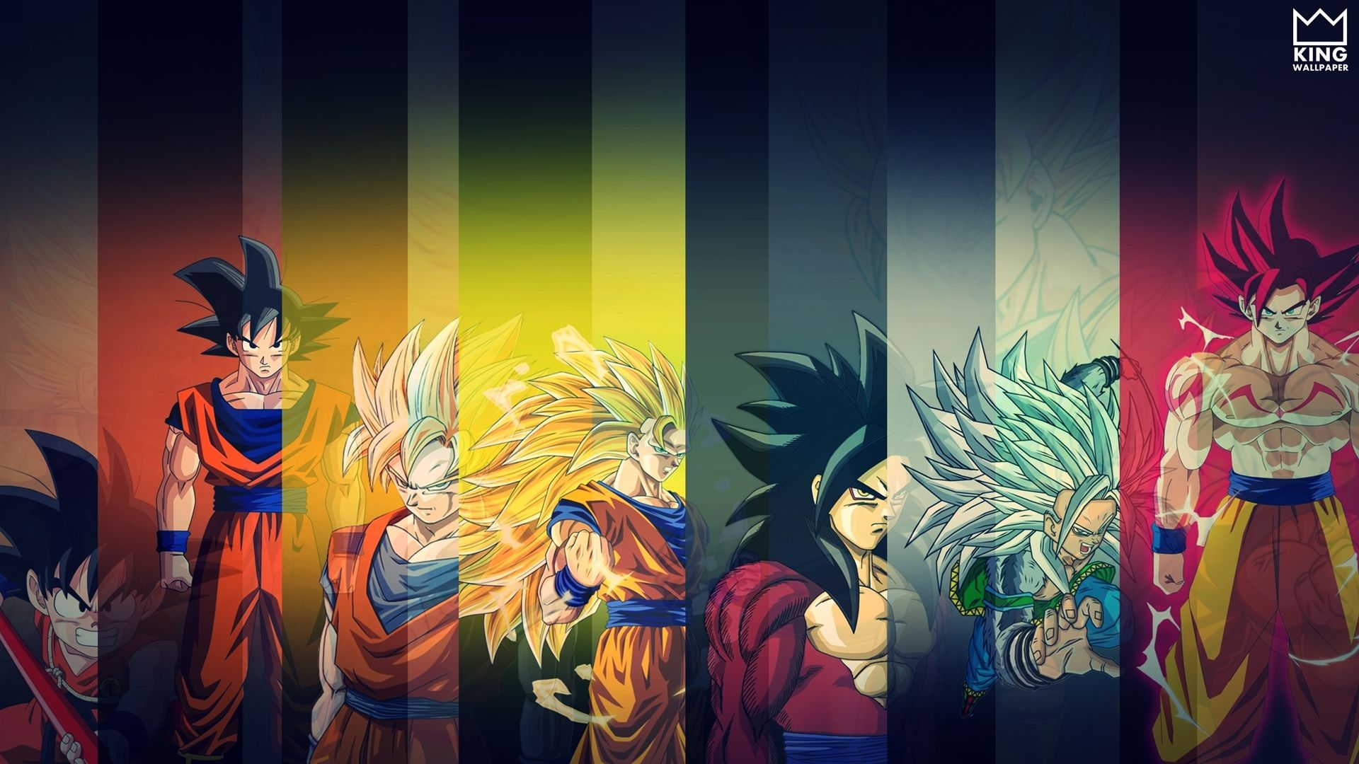 Epic Dbz Wallpapers High Resolution: 40 Best Goku Wallpaper Hd For PC: Dragon Ball Z