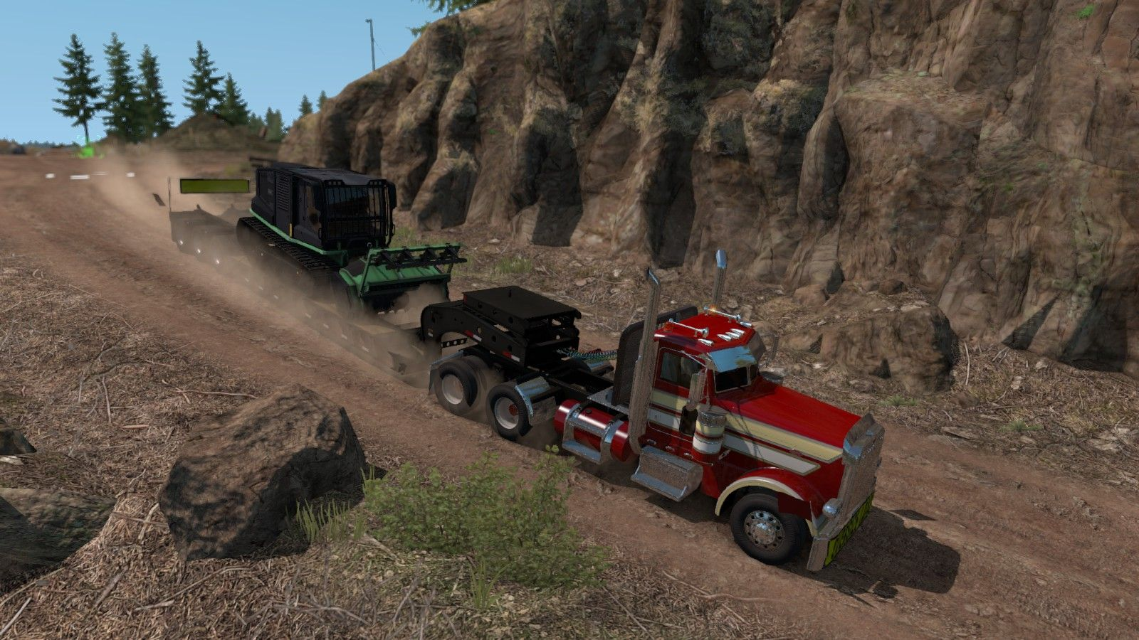 Pin by Coby Sanderson on American Truck Simulator