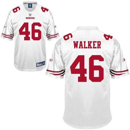 delanie walker 49ers jersey