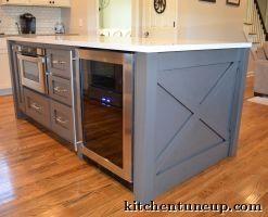 National Project Gallery Kitchen Tune Up Custom Kitchen Island Ikea Kitchen Island Kitchen Island Storage Kitchen island with wine fridge