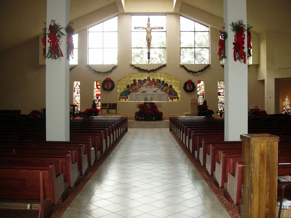 church decorating ideas for christmas - Christmas Church Decoration Ideas