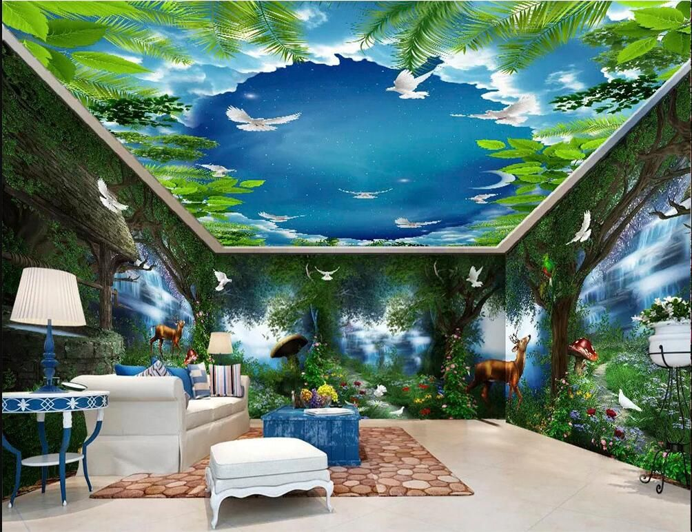Pin by Custom Wallpapers and Murals on Whole house