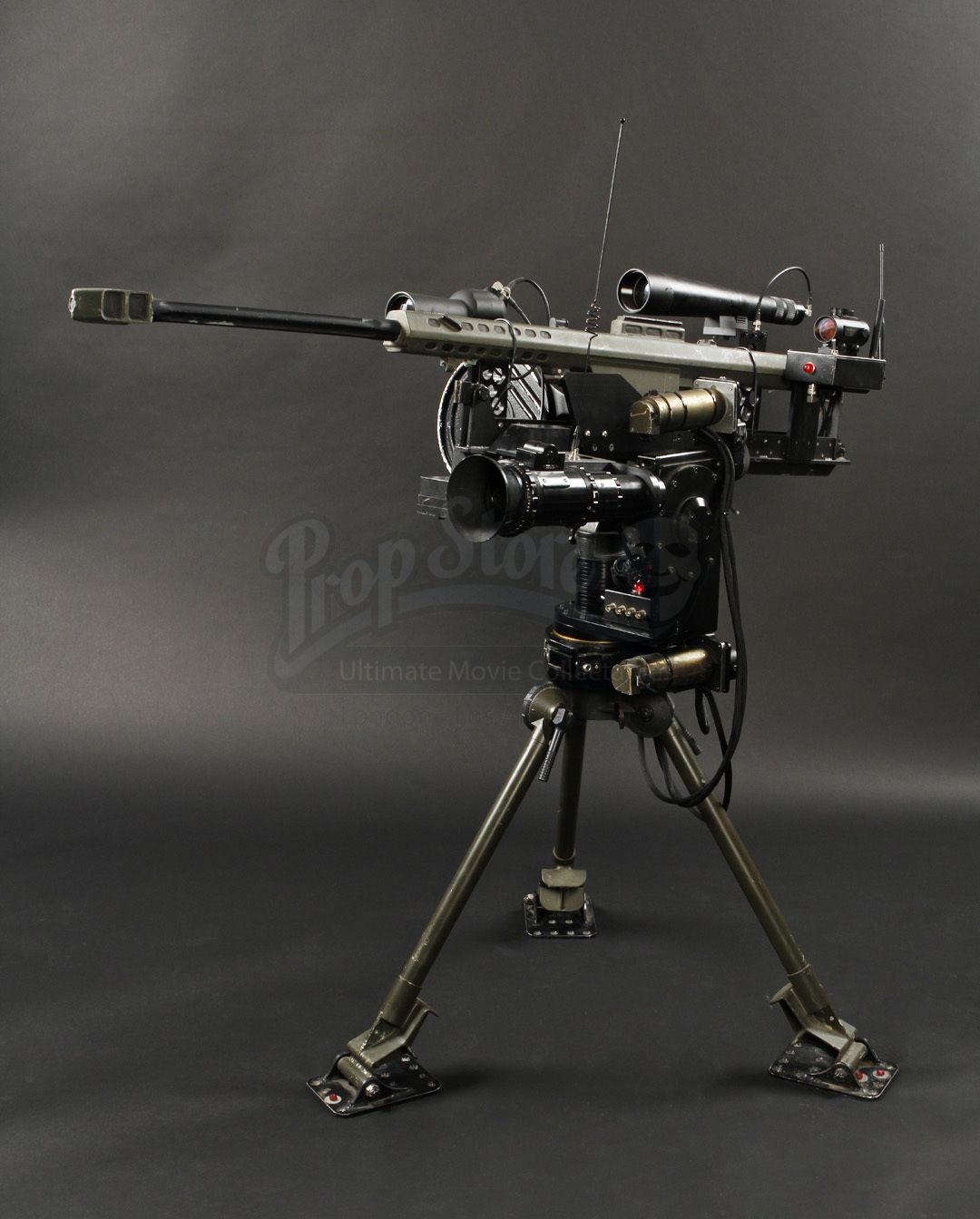 Remote Turret Sentry Gun from Mission Impossible III | Cosas chulas | Pinterest | Mission ...