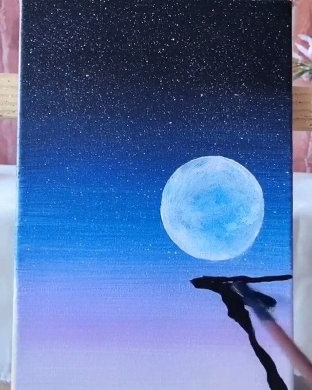 Photo of Great art by ID: Xingkong777 (Döuyin App) #art #artvideos #creativeart #paintin…