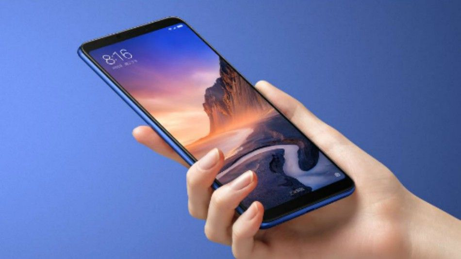 Xiaomi Mi Max 3 Is A Phone For People With Enormous Hands Xiaomi Samsung Galaxy Smartphone