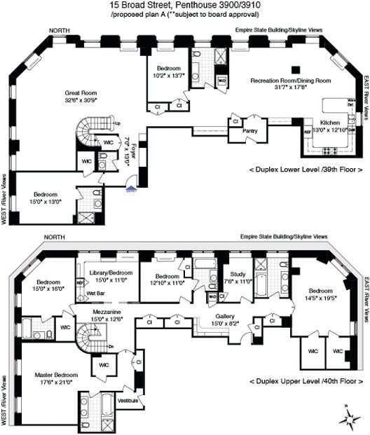 Own 50 Of The Downtown Insanity Palace S Penthouses For