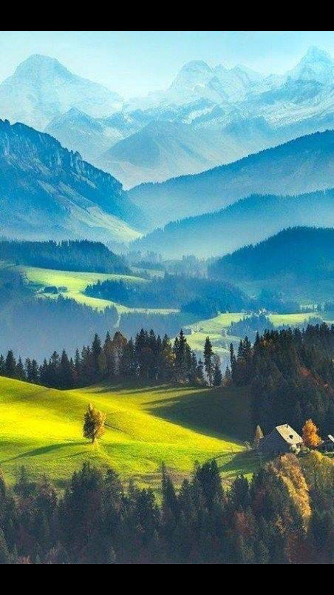 Switzerland Beautiful Nature Beautiful Landscapes Nature Photography