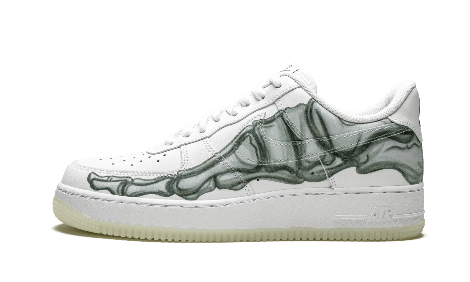 Großhandel Air Force 1 Low Skeleton Nike Air Force 1 Low