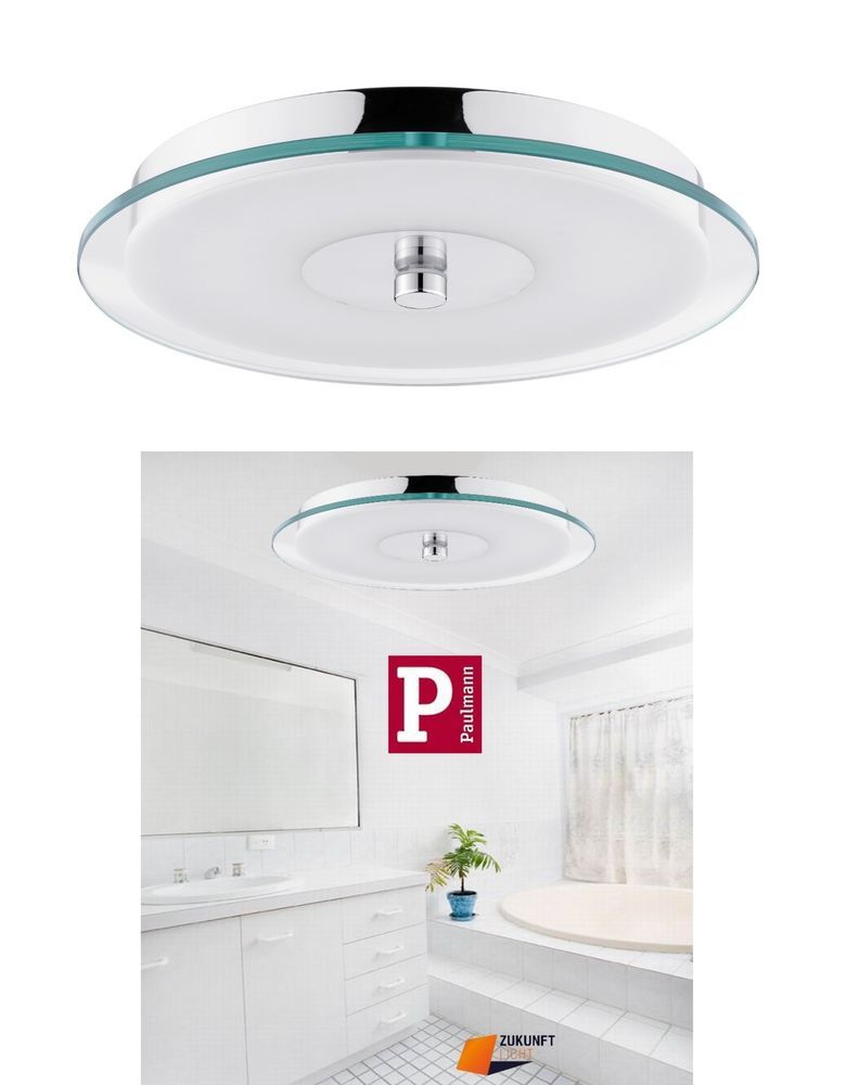 Paulmann Led Bad Wohn Deckenleuchte Pollux 14w Ip44 Neuste Led