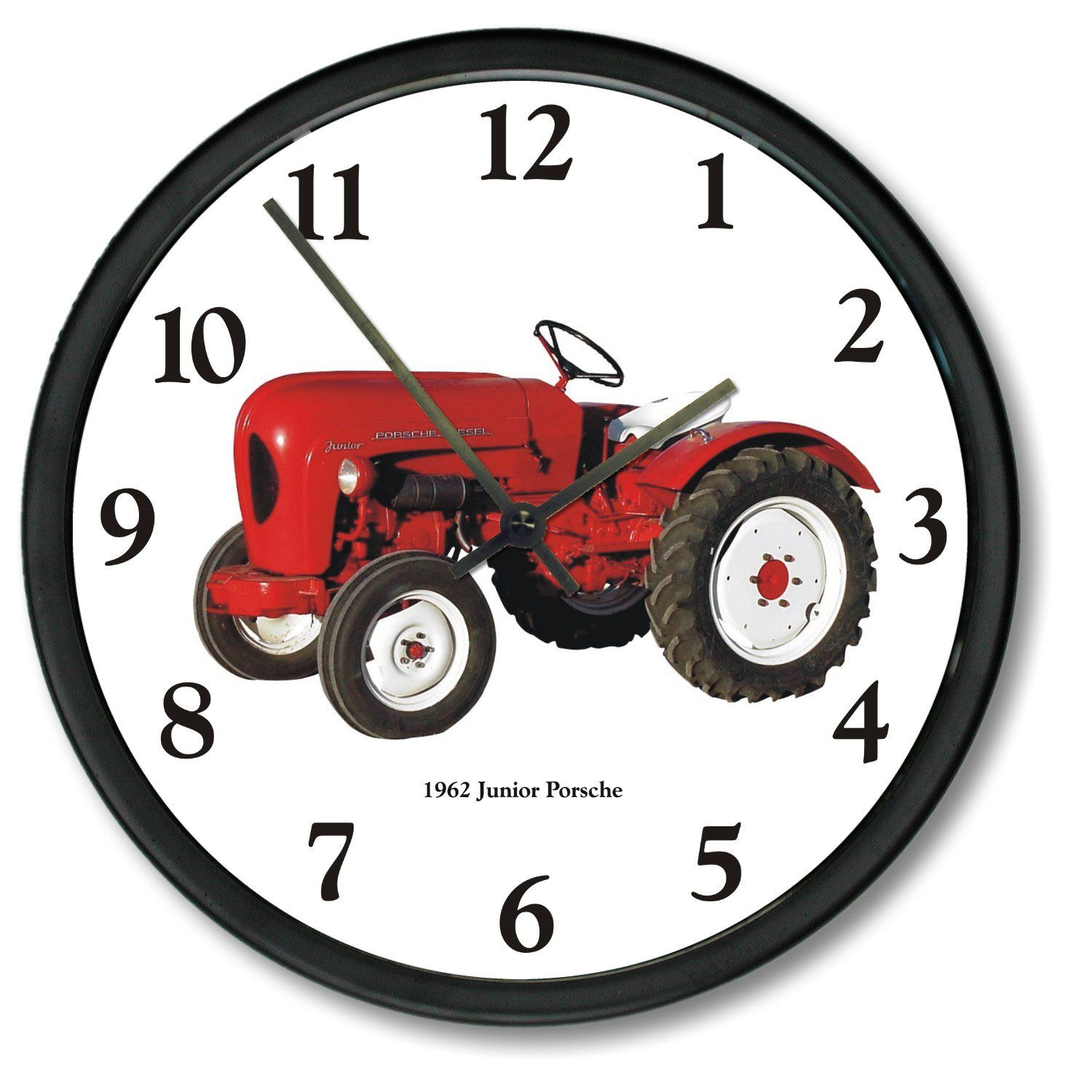 New Vintage 1962 Junior Porsche Tractor Wall Clock 10 Startling Big Discounts Available Here Home Decor Clocks Clock Wall Clock New Porsche