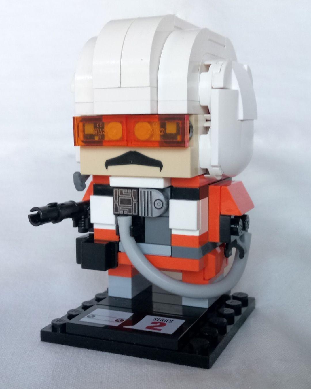 Star Wars Brickheadz Y Tom Vanhaelen From Flickr Lego