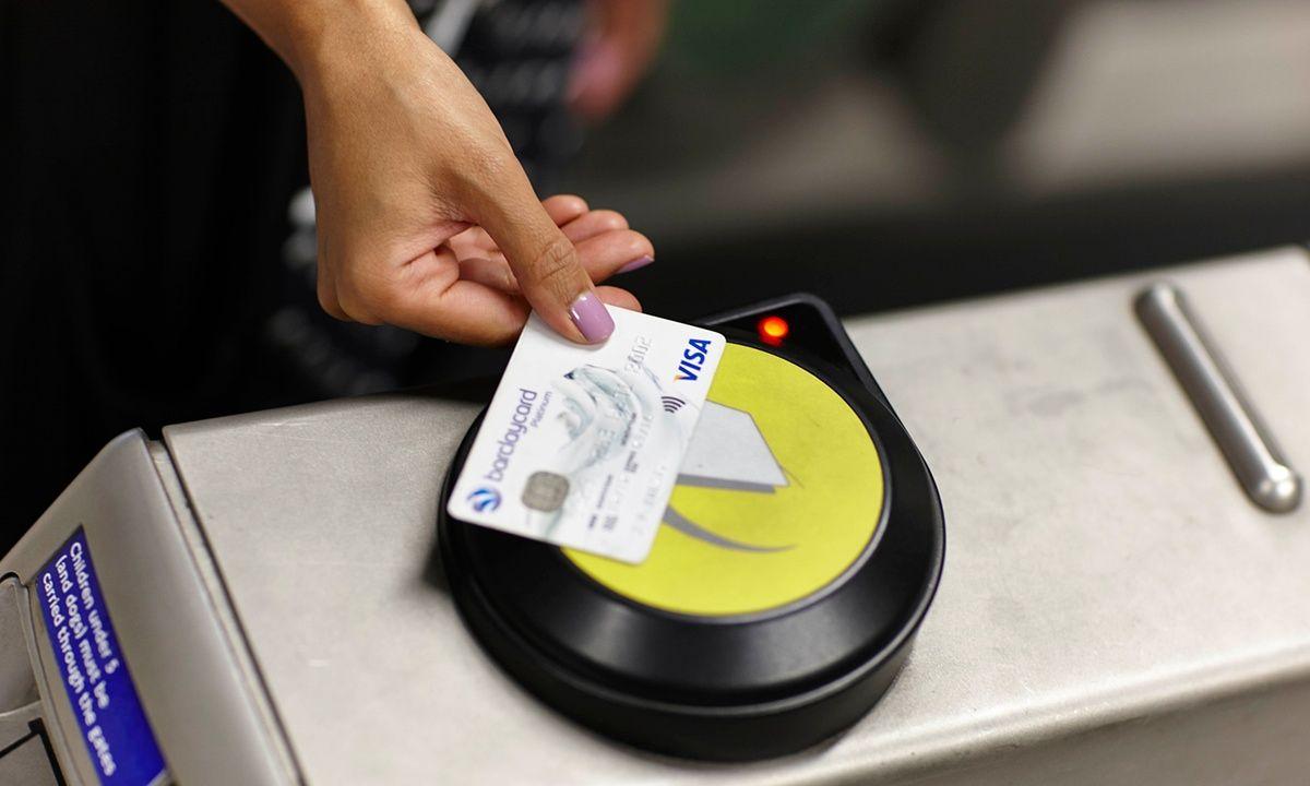 Mobilis Paris ~ London underground ticket machine transit system research