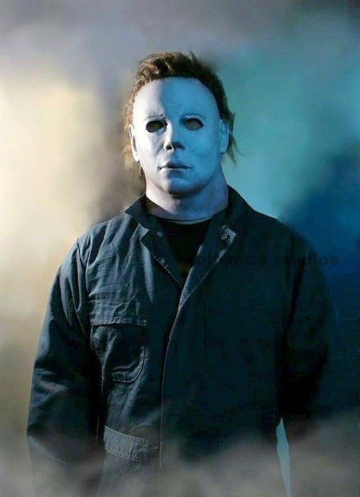 Scary Michael Myers Publicity Photo in 2020 Michael