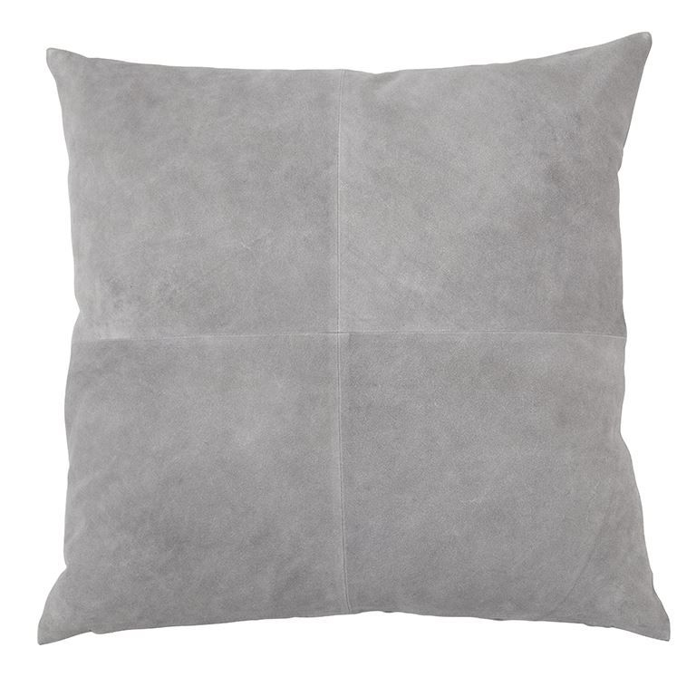 Genevia coll. cushion w/feather, 60x60, cement » Lene Bjerre