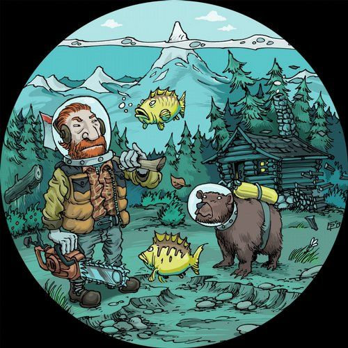 Krink – The Wilderness EP | Electrobuzz