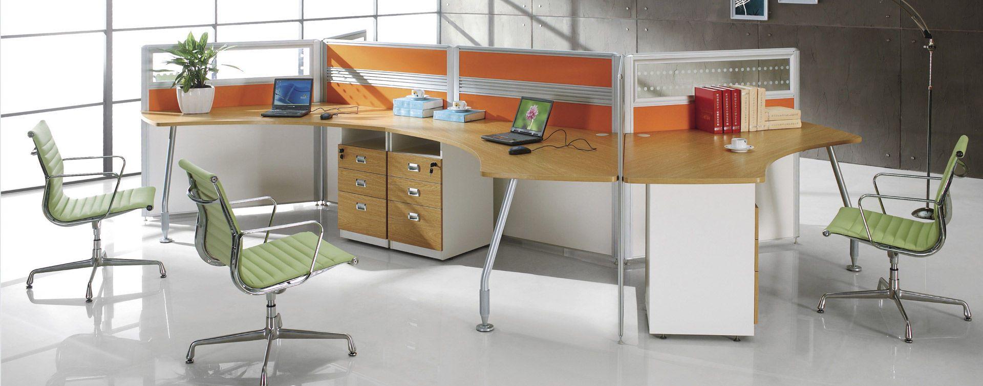Büromöbel, Stühle, Arbeitstische, Container, Trennwände ...