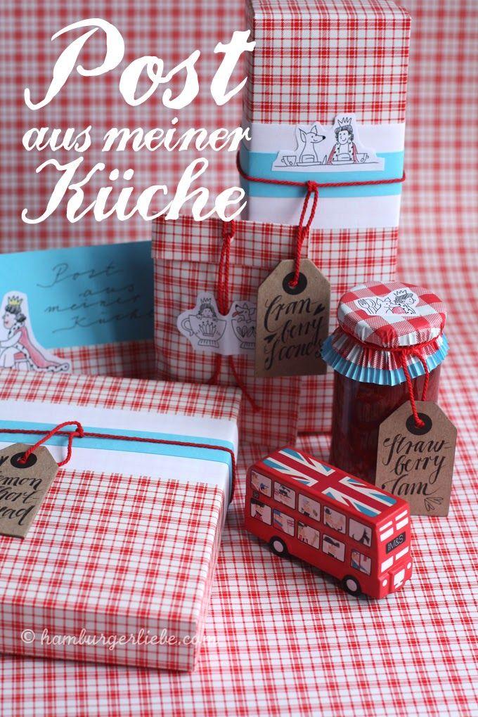 #postausmeinerküche Leckerchen Verpackung #pamk