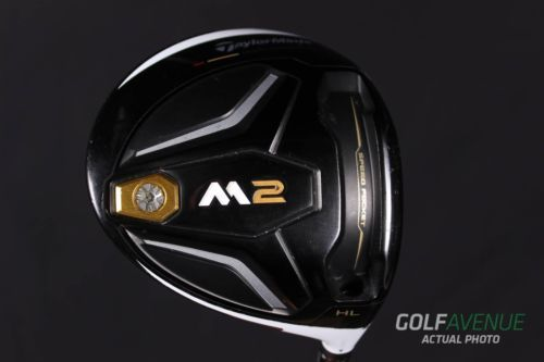 TaylorMade M2 Driver HL Senior Right-Handed Graphite Golf Club #21229