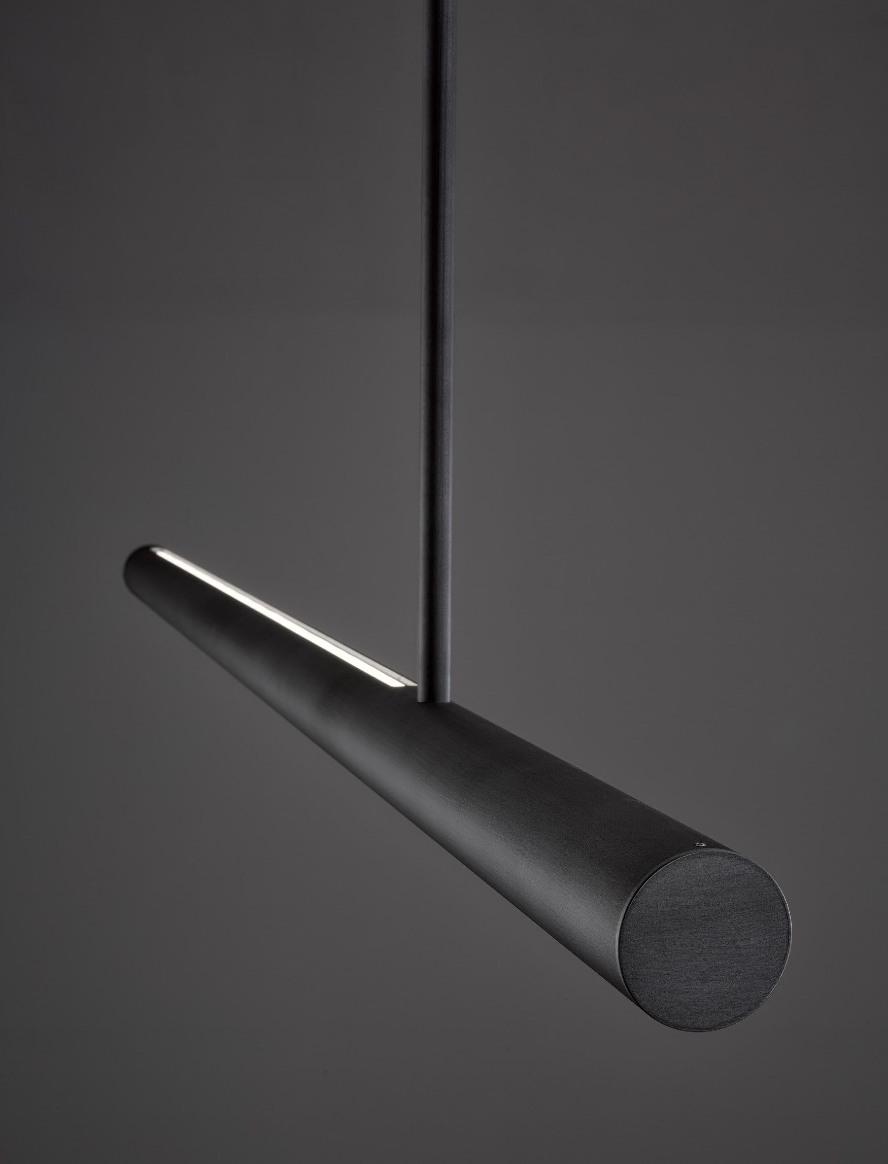 Elle suspension lamp with Led technology, upward and