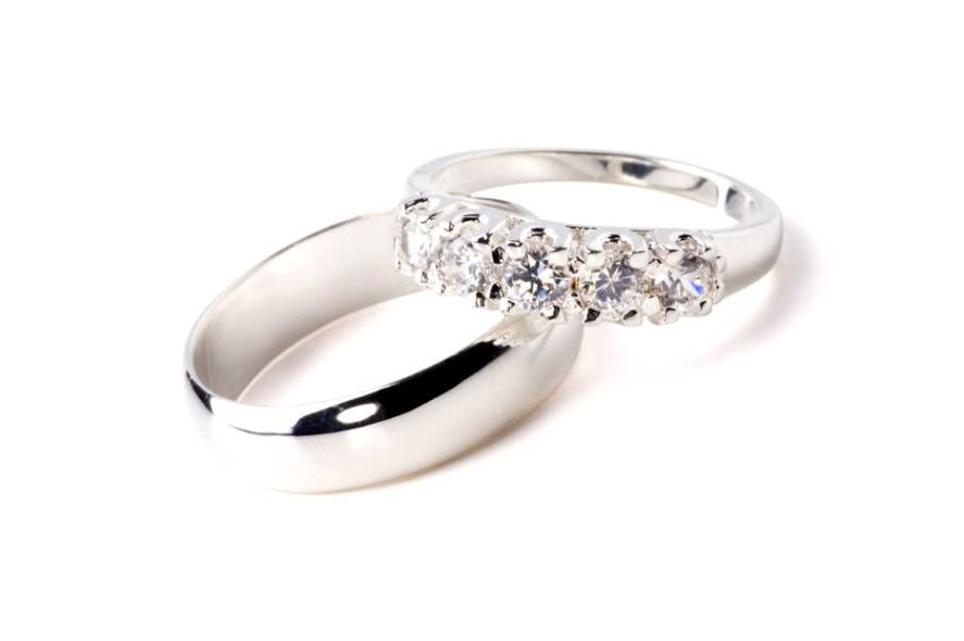 Inexpensive Wedding Ring Sets rings Pinterest Inexpensive
