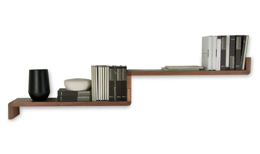 Idaho Walnut Modular Shelf Set Large online - FASHION FOR HOME