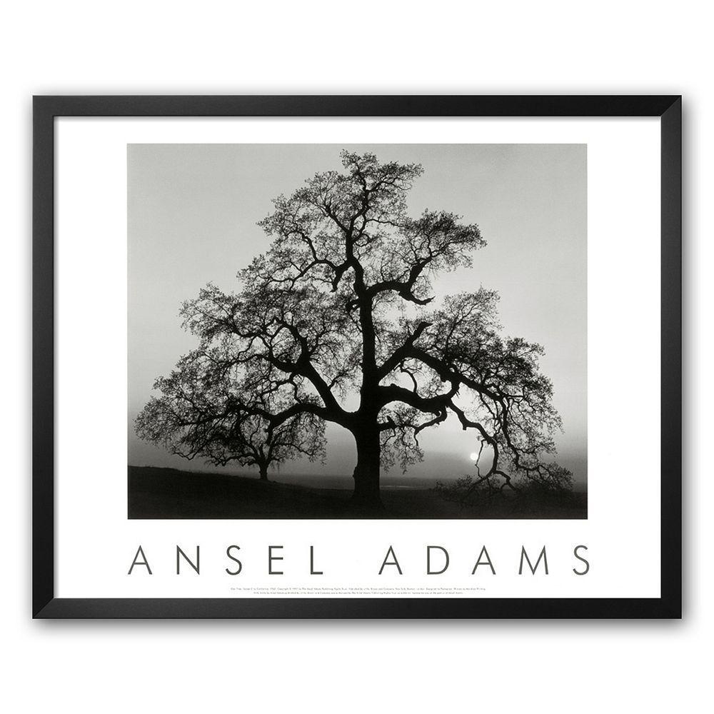 Art oak tree products