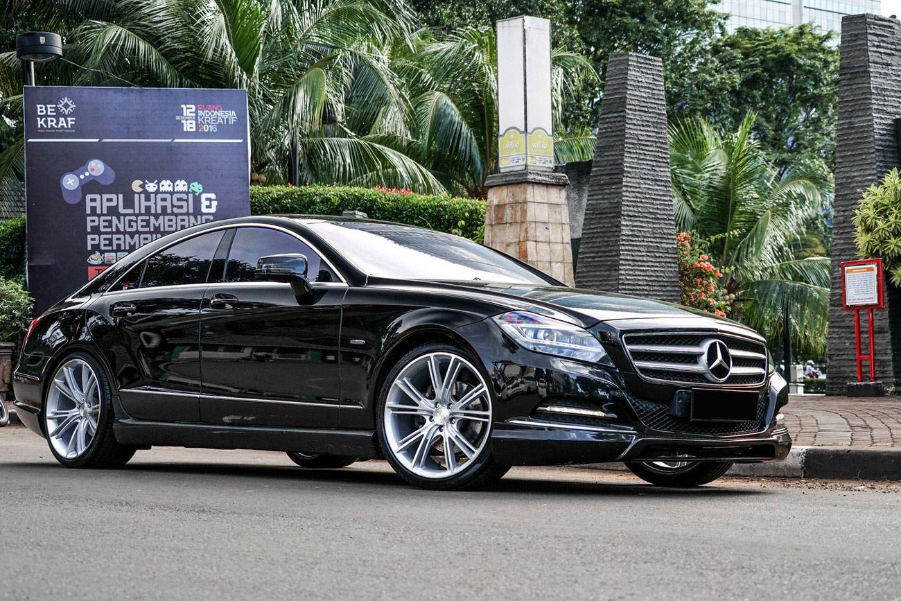Mercedes Benz Cls350 Amg W218 Niche Wheels Benz Mercedes
