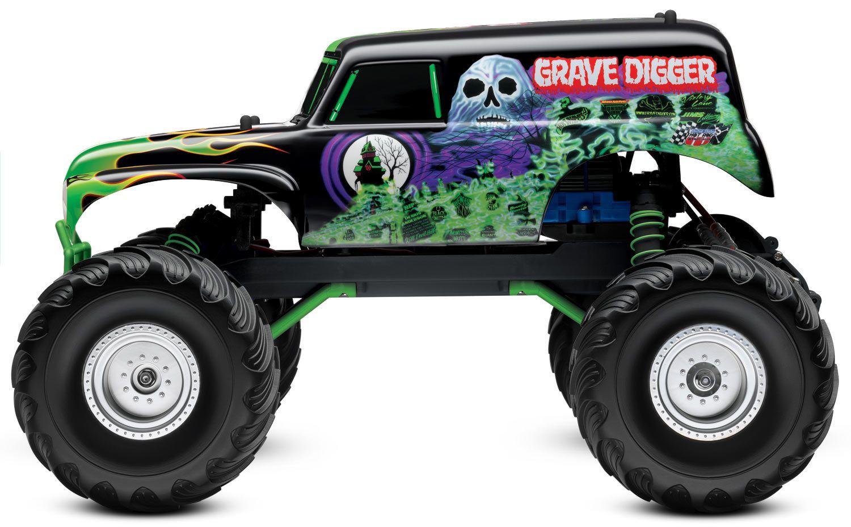 Monster truck grave digger clipart clipartfest Monster