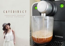 Amie Hu | Food & Travel Community Blog: Wake up with Cafédirect Americano Premium Coffee.