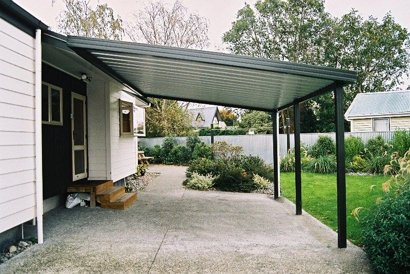 Carport designs carport designs including kitchens and for Garage with carport designs