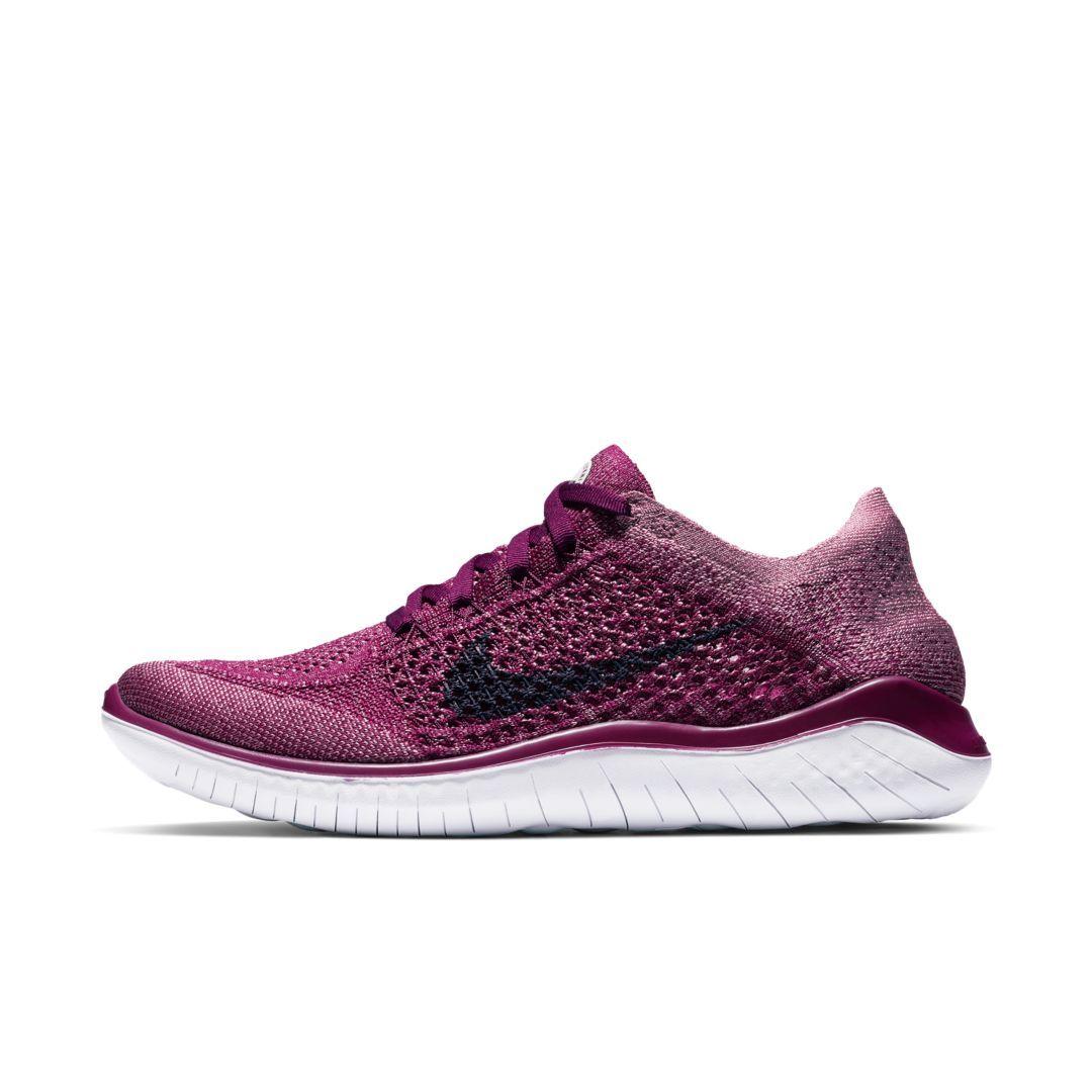 Free RN Flyknit 2018 Women's Running Shoe | Nike running ...