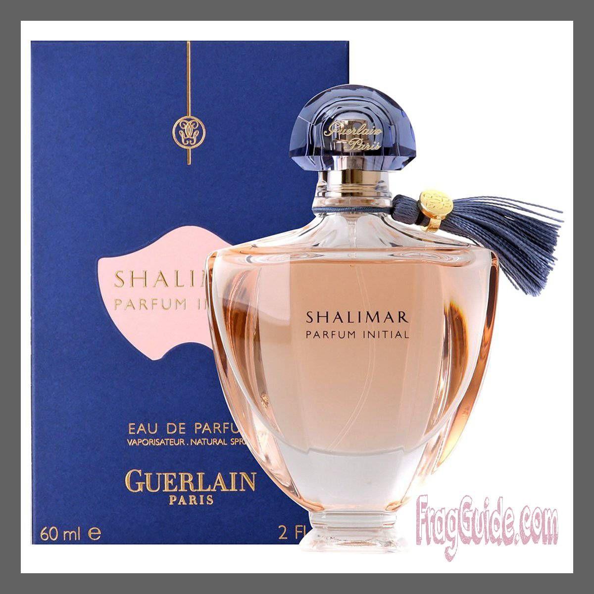 عطر Shalimar Parfum Initial للنساء من جيرلان Guerlain Perfume And Cologne Eau De Parfum Shalimar