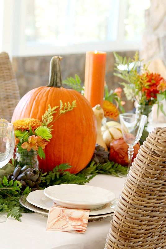 5 last minute tips to get you through Thanksgiving Dinner....in style