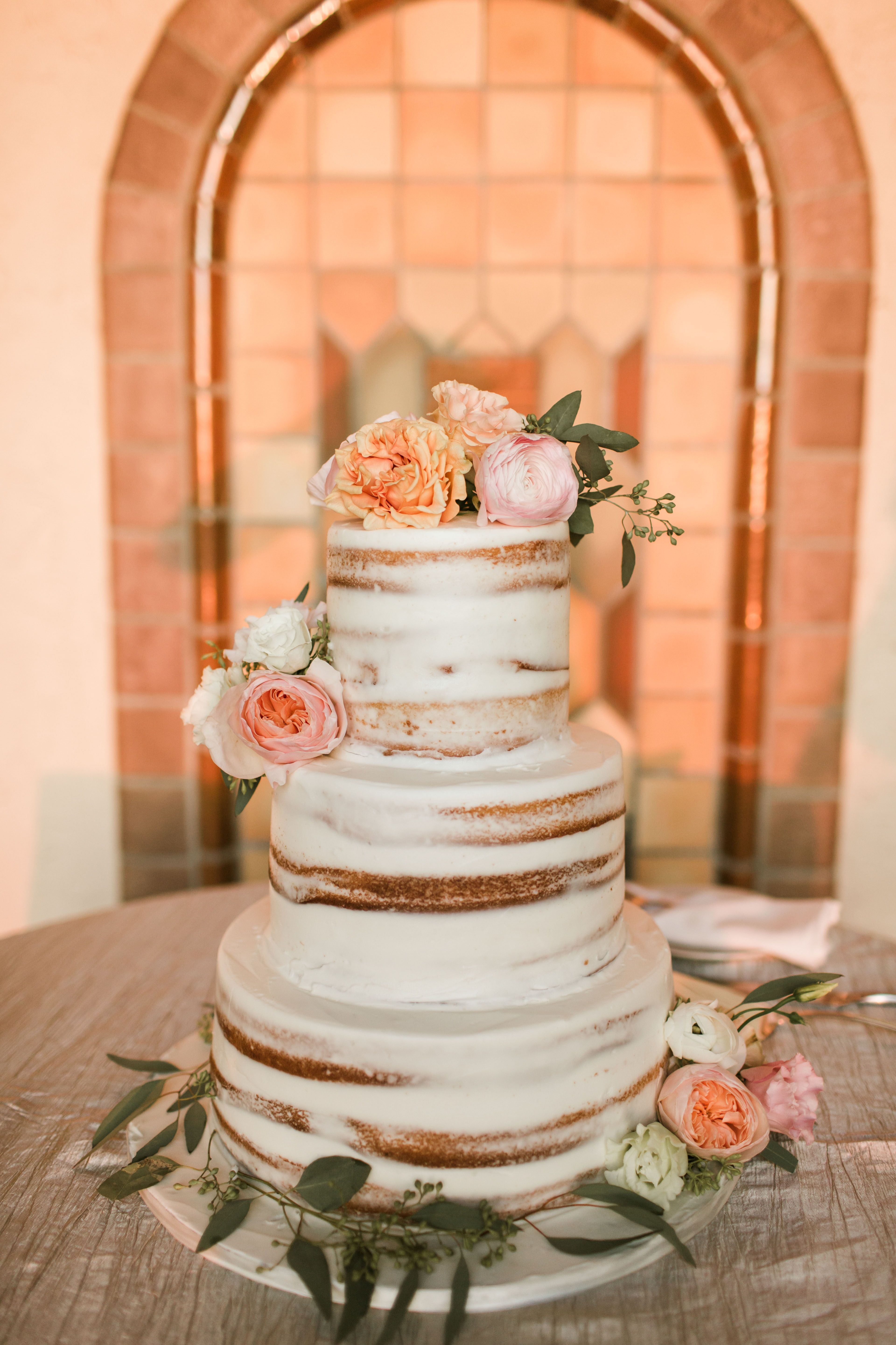 Boho Rustic Naked Cakes Roundup - Cake and Clogs
