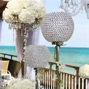 Image detail for -Wedding, Reception, Inspiration board, Bling, Vases - Project Wedding