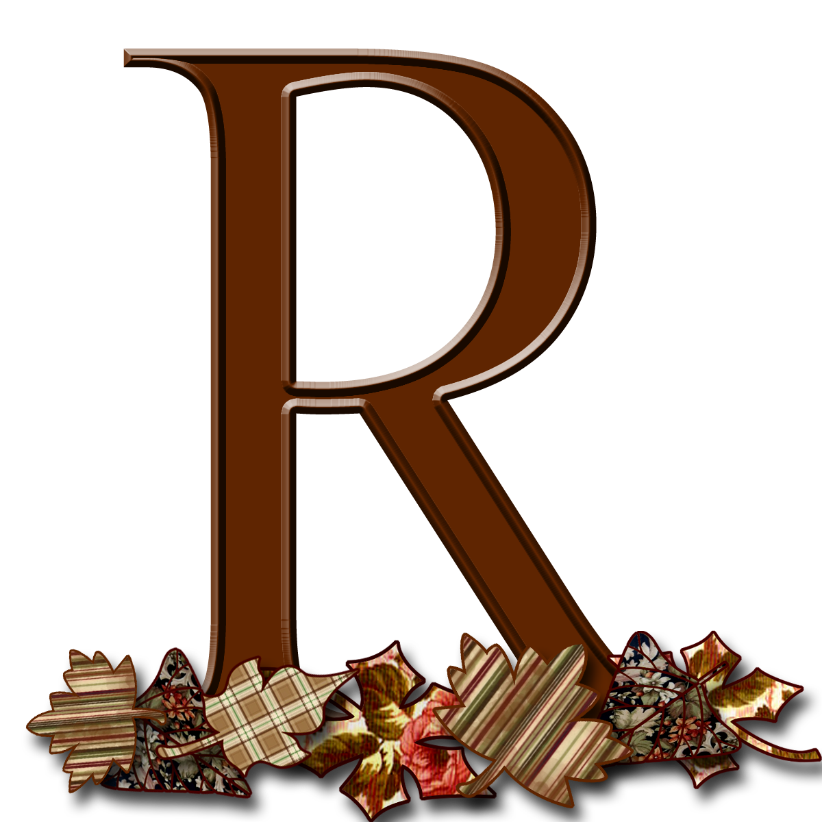 Brown Letter R Google Search Fall Quilts Lettering Alphabet Lettering