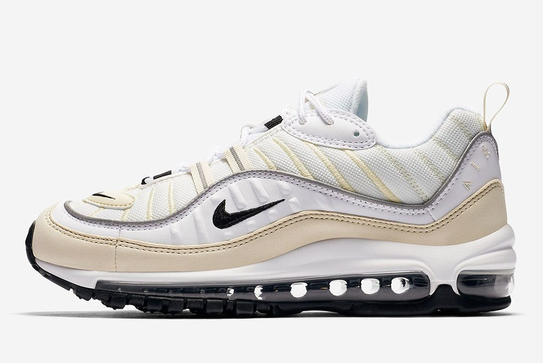 dad6b112a872b4 Nike Air Max 98  Fossil  Joins January Releases - Sneaker Freaker ...