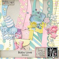 Baby Love Borders